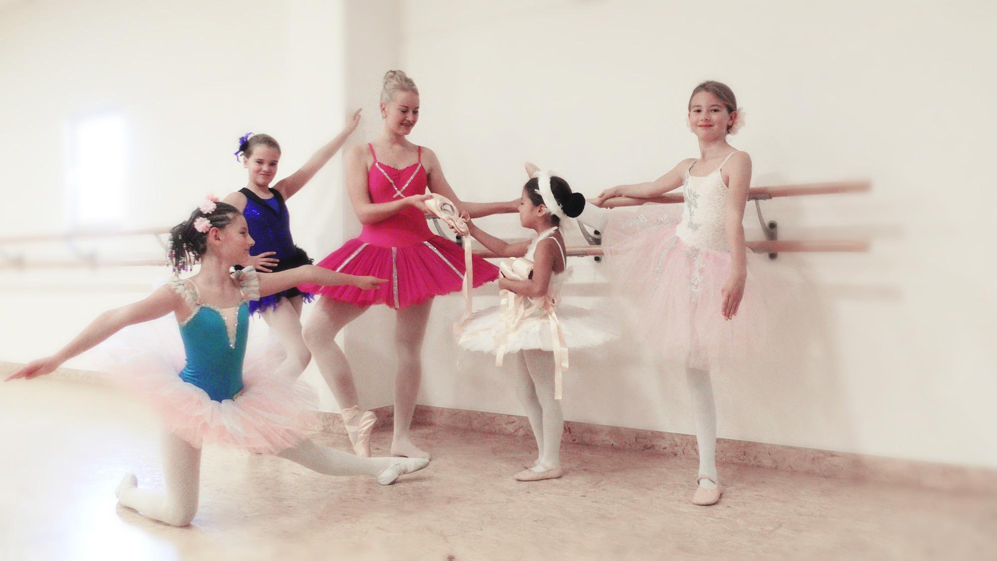 Ballettschule Lelia Fischer - Kurse